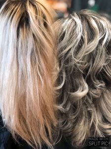 Corrective Color - Before - Salon Michelle - Lake Stevens, WA